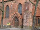 Kirche Triebsees, D-18465 Triebsees
