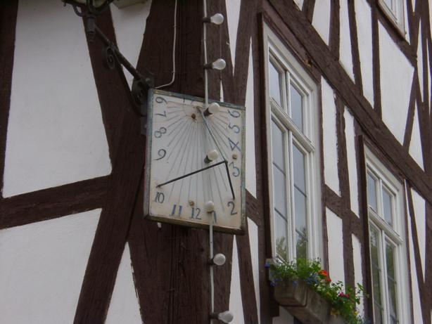 Altes Rathaus, Marktplatz/Rosengasse, D-63607 Wächtersbach