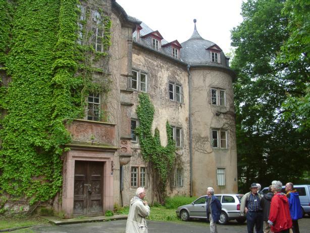 Schloß Wächtersbach, Rosengasse 6, D-63607 Wächtersbach