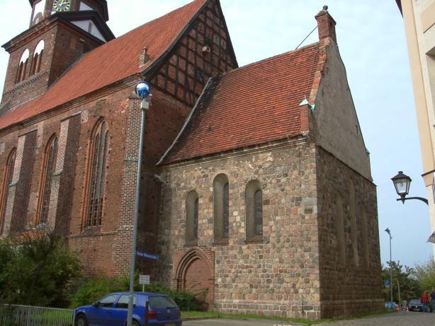 Kirche St. Marien, D-17192 Waren