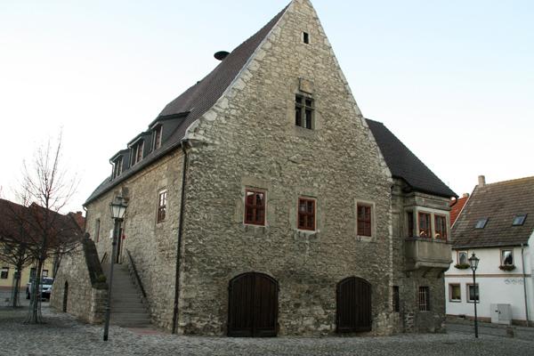Rathaus, Markt 7, D-38828 Wegeleben