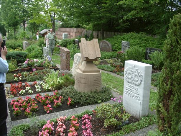 Friedhof Unterweissach, Vielflächner, D-71554 Weissach OT Unterweissach