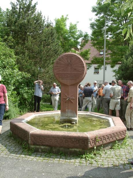 Ebniseestr./Dorfplatz, D-71554 Weissach OT Wattenweiler