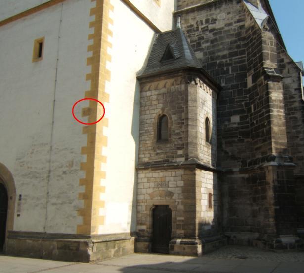 Kirche St. Marien, D-06667 Weißenfels