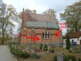 Kirche Zwiedorf, D-17091 Wolde OT Zwiedorf