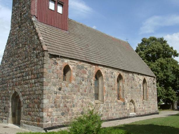 Kirche, D-17291 Zollchow